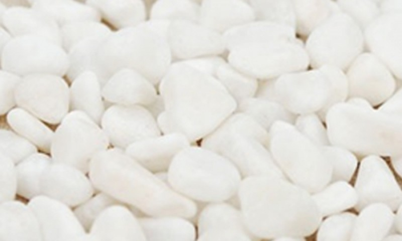 SMALL WHITE PEBBLES / B1